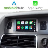 Wireless Apple CarPlay Android Auto retrofit kit Audi Q7 2012-2015 CarPlay GPS MMI Integration Interface
