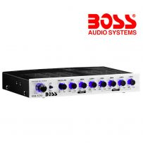 Boss AVA1210 Equalizer - 7 Band Preamp EQ Graphic Equaliser with Sub out