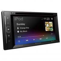 Pioneer AVH-A240DAB Double Din 6.2