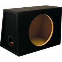 12 Inches Subwoofer Bass Sub Box Sealed Carpeted Enclosure