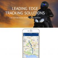 Meta Trak Insurance Approved Motorcycle Bike Moped Scooter Live GPS Tracker Tracking System
