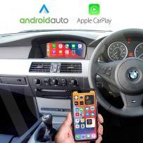 Wireless Apple CarPlay Android Auto BMW E60/E90 3/5/6/X5/X6 Series CCC 2003-2009