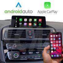 Wireless Apple CarPlay Android Auto BMW CIC Widescreen 8.8″ F20/F30 1/3 Series 2011-2013 Navigation Camera Interface