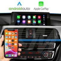 Wireless Apple CarPlay Android Auto BMW NBT F10/F20/F30 1/2/3/4/5 Series 2011-2016 With 6.5″ Screen Navigation Camera Interface