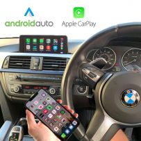 Wireless Apple CarPlay Android Auto for BMW NBT Widescreen 8.8/10.2″ F10/F20/F30 1/2/3/4/5 Series 2013-2016