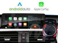 BMW NBT EVO iDrive 5/6 Apple CarPlay Android Auto Multimedia Retrofit Interface Kit 2016 Onwards
