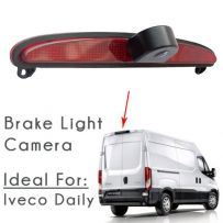 Door Brake Light Rear View Parking Van Reverse Camera For Iveco Daily 2014 Onwards