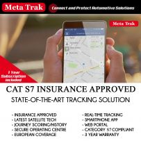 Meta Trak S7 (Meta Trak 6 V2) Insurance Approved Vehicle Live GPS Tracker Tracking System