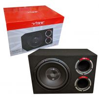 Vibe Slick CBR12-V7 12 inches 30cm 1200 Watts Subwoofer Ported Bass Box