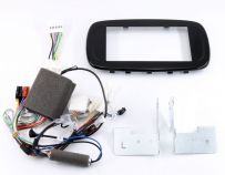 Pioneer CA-HR-SMA-EVO.001 Installation Kit for SPH-EVO in Smart Forfour/Fortwo (453) - Black