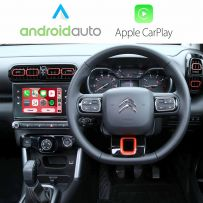 Wireless Apple CarPlay Android Auto for Citroen C3, C4, C6, DS5, SpaceTourer 2017 Onwards with NAC Low or NAC High infotainment  (7