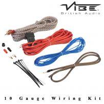 CL10AWK-V7 10 Gauge Amplifier Wiring Kit Fuse Holder RCA Amplifier Cable
