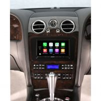 Bentley GT / GTC / SPUR 2004-2011 Head Unit Replacement Kit (BENHUR) with Pioneer or Kenwood Stereo