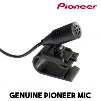 Genuine Pioneer Microphone CPM1083 For Bluetooth Handsfree Mic Car Stereos