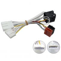 CT10MM02 Smart ForTwo 2015 Car Parrot Bluetooth T-Harness SOT Wiring Lead