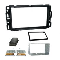 CT23CA01A Cadillac BLS Double Din Car Stereo Cage Kit Fascia Panel Adaptor