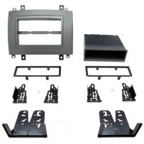 CT23CA02 Cadillac CTS SRX Single / Double Din Car Stereo Fascia Adaptor Cage Kit