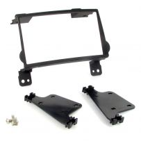 CT23HY04 Double Din Fascia Car Stereo Trim Plate For Hyundai H-1 2007-12