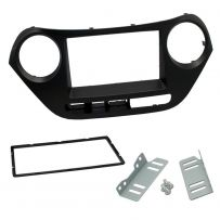 CT23HY38 Double Din Car Stereo Fascia Panel For Hyundai i10 2013-18