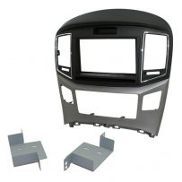 CT23HY48 Car Stereo Double Din Fascia Panel For Hyundai H1 Starex 2015-18