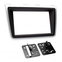 CT23HY56 Car Double Din Stereo Fascia Panel For Hyundai Sonata