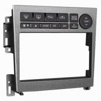 CT23IN02 Infinity G35 05-07 Double Din Car Stereo Fascia Panel + Climate Control