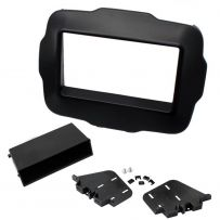 CT23JP01 Double Din Car Stereo Fascia Panel Kit For Jeep Renegade
