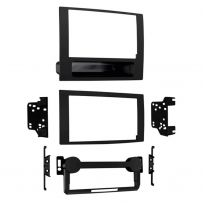 CT23JP06 Double Din Car Stereo Fascia Panel Kit For Jeep Compass Patriot