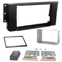 CT23LR02 Land Range Rover Sport Discovery Freelander Double Din Fascia Cage Kit