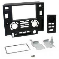 CT23LR04 Land Rover Defender 07-16 Double Din Car Stereo Facia Adaptor