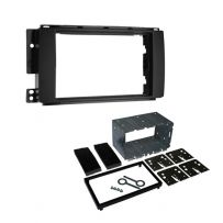 CT23MM01A Smart ForFour ForTwo Double Din Facia Trim