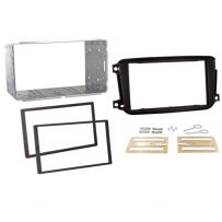CT23MM02 Smart ForTwo Double Din Car Stereo Fascia Plate
