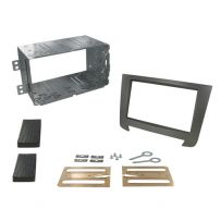 CT23SY10 SsangYong Rexton Double Din Car Fascia Adaptor Plate