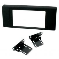 Double Din Car Stereo Fascia Adaptor For Landrover - Range Rover III (L322/Vogue) (2002 - 2010)