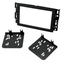 CT24CV02 Chevrolet Buick GMC General Motors Double Din Car Stereo Fascia Panel