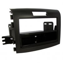 CT24HD09 Single Din Car Stereo Fascia Panel Trim For Honda CRV 2012-16