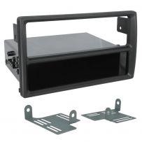 CT24HD10 Facia Trim Panel For Single Din Car Radios For Honda Brio 2011-16