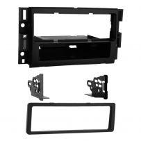 CT24HU03 Hummer H2 08-09 Single Din Facia Adaptor Plate For Car Stereos