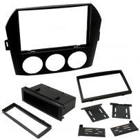 CT24MZ08 Mazda MX5 Miata NC 06-15 Single/ Double Din Car Radio Fascia Panel Kit