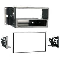 Single Din Facia Plate Panel For Car Radios FOR Nissan Cube