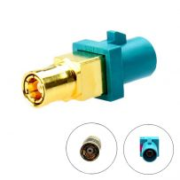 CT27AA180 Car Aerial Adapter Fakra Male to SMB Female Connector