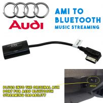 A2DP Bluetooth Music Streaming Interface Adaptor for Audi AMI 09>