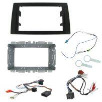 Audi A4 Steering Wheel Stalk Interface Adaptor Car Stereo Fitting Kit