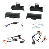 Audi A8 Single Din Facia Panel Steering Control Car Stereo Fitting Kit