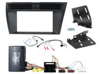 CTKAU11 Audi A4, A5 Complete Single or Double Din Installation Fitting Kit for Non-Amplified Systems