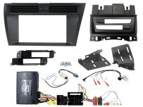 CTKAU12 Audi A4, A5 Double Din Installation Fitting Kit for MMI, Non Amplified Vehicles