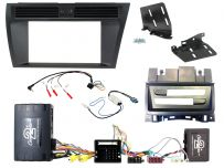 CTKAU13 Audi A4, A5 2008 - 2015 Double Din Installation Fitting Kit for MMI Amplified Vehicles