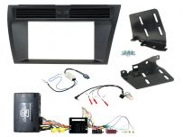 CTKAU14 Audi A4, A5 Complete Single or Double Din Installation Fitting Kit for Non-MMI, Amplified Systems