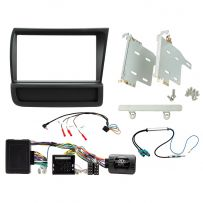 CTKAU15 Complete Fascia Fitting Kit  for Audi R8 2007-2015 with NON-MMI OEM Systems