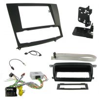 BMW 3 Series E90 Double Din Fascia Adaptor Car Stereo Fitting Kit